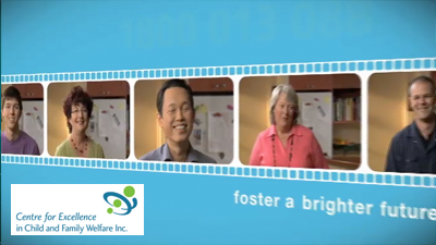 Centre For Excellence: Foster A Brighter Future